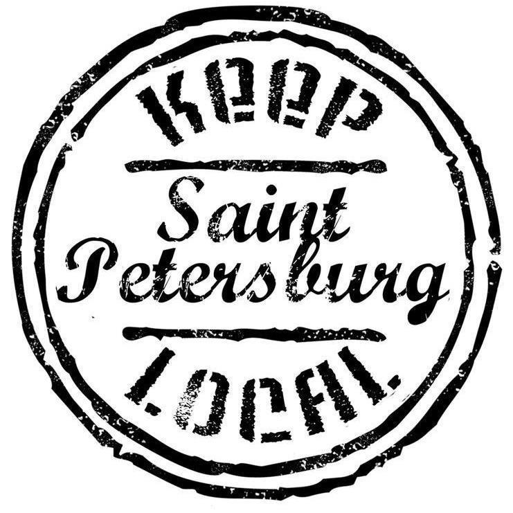 keep st pete local logo