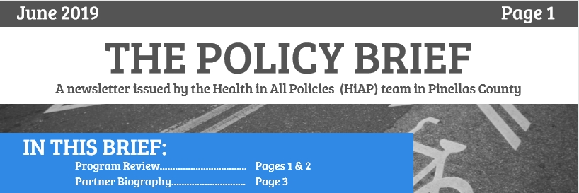 The Policy Brief June 2019