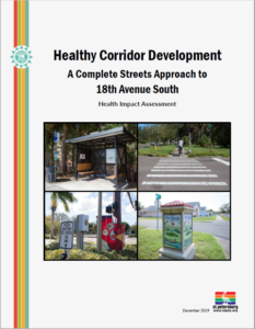 18th Avenue South Health Impact Assessment Cover