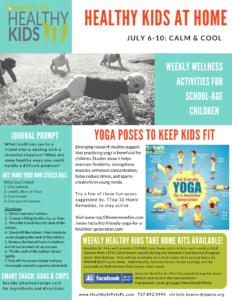 healthy kids week six