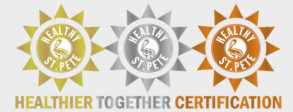 healthier together logos