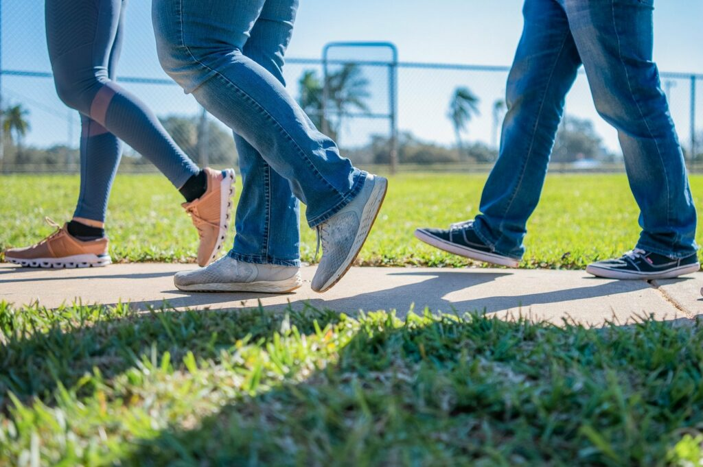 walking feet